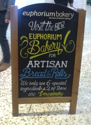 Tesco - Euphorium Bakery