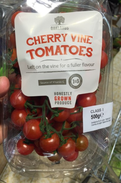 Lidl - Oaklands Tomato