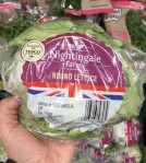 Tesco – Nightingale Farms Lettuce